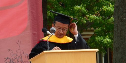 Grinnell College: Video of Honorary Degree Acceptance Speech