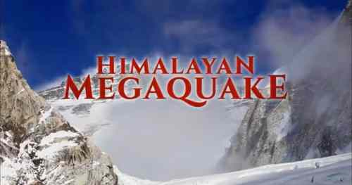 Nepal Earthquake: Himalayan Megaquake Video