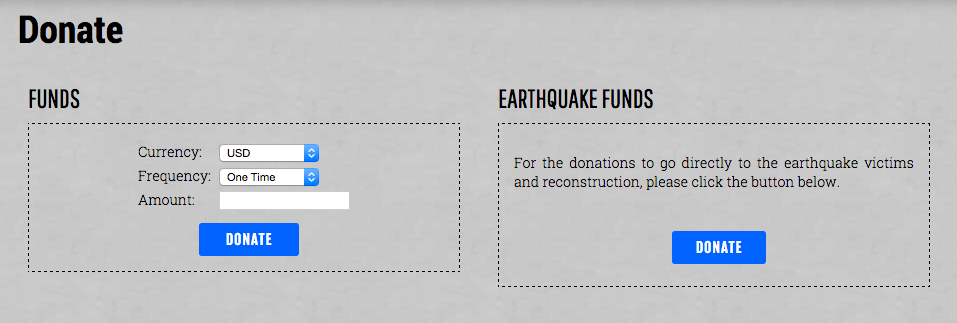 CMI donate page image