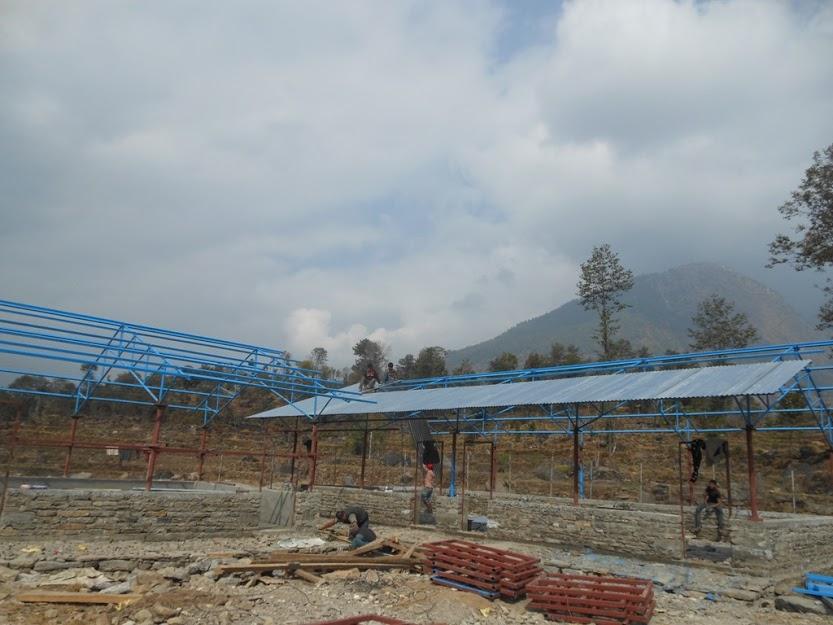 Taltuleshwori reconstruction end Jan 2016