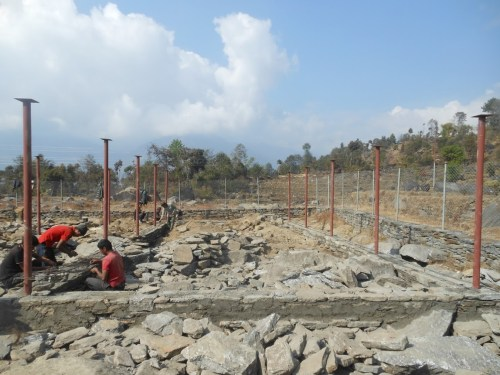 Project Update: Reconstruction of Taltuleshwori School