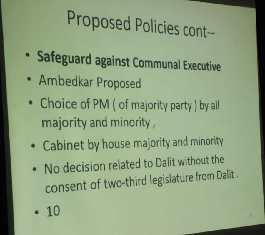 sukdeo presentation proposed policy 4 dalits in NP3 321