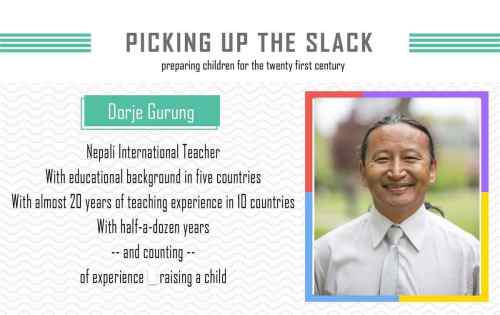 Picking Up the Slack: Preparing Children for The 21st Century