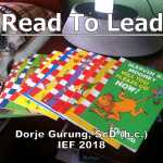 IEF 2018: Read To Lead
