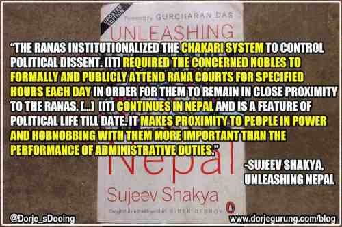 Unleashing Nepal: Institution of Chakari