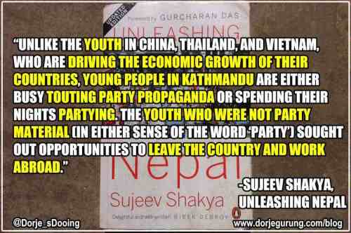 Unleashing Nepal: Bandhs…A Waste of Youth