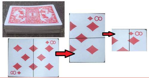 Card Problem, Exponential Growth, and COVID19