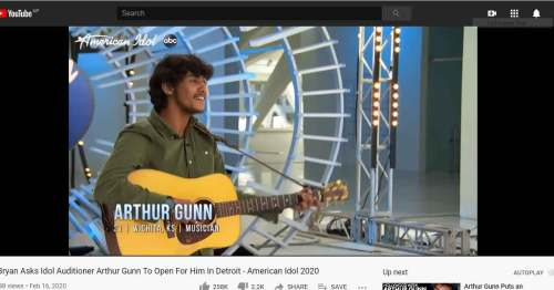 Accents, Science, Nepalis, American Idol, and Arthur Gunn