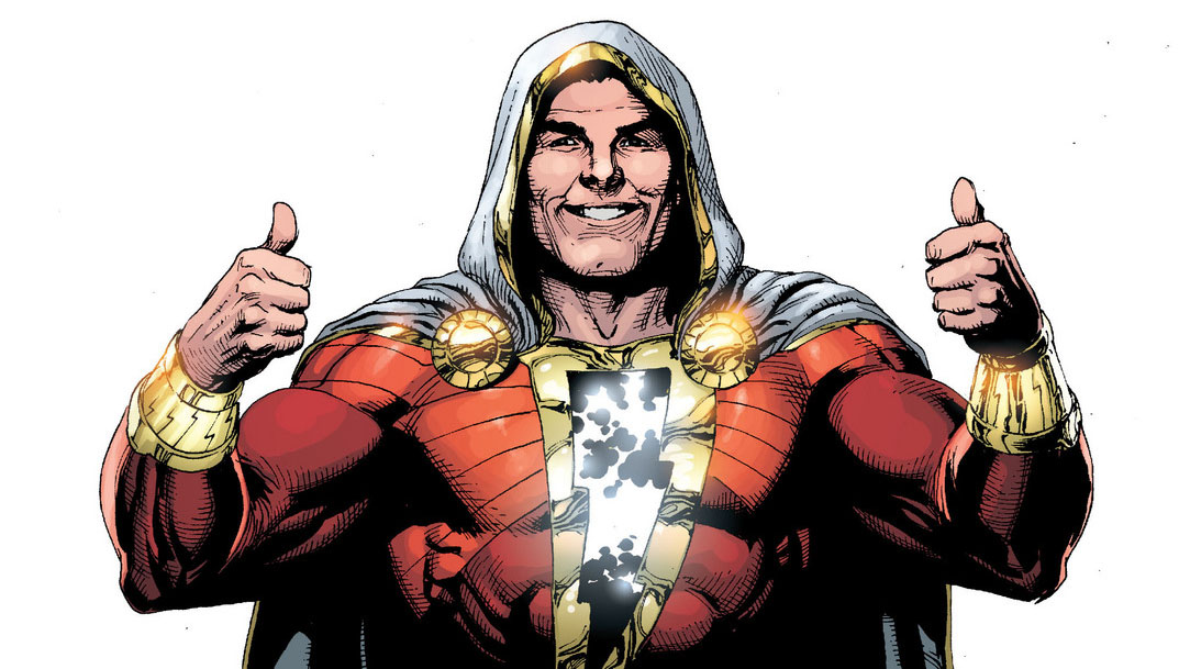 Image result for dc comics shazam gary frank