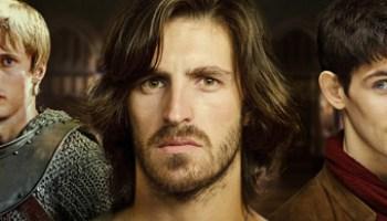 Merlin Lancelot And Gwaine