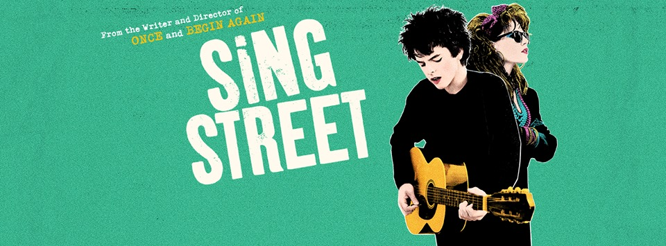 From the Writer and Director of 'Once' and 'Begin Again'... 'Sing Street'