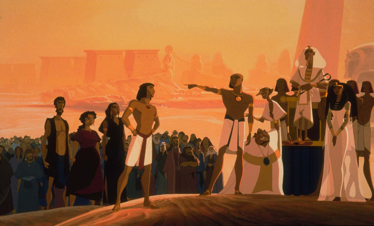 Netflix Pick of the Week: The Prince of Egypt (1998