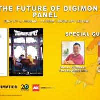 Digimon Adventure: Last Evolution Kizuna announced & Digimon Survive delayed