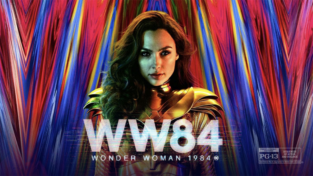 WW84 livens things up with more upbeat energy and matching bright color tones to take viewers back to the retro era of the 80s.