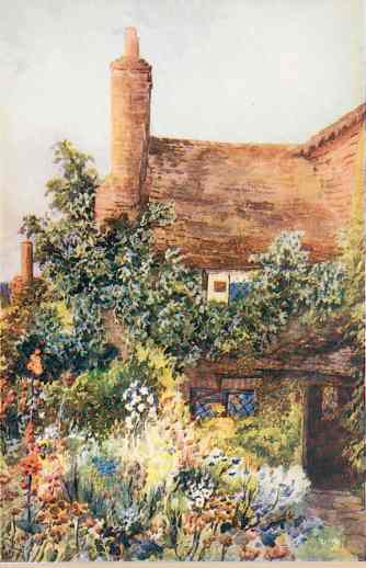 G Gardiner, Granny Washington's Cottage