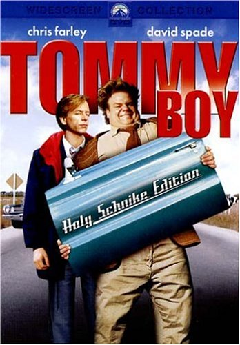 Tommy Boy (Holy Schnike Edition) DVD Cover