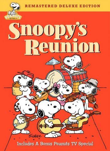 Peanuts - Snoopy's Reunion DVD