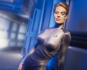 Seven Of Nine (Jeri Ryan)