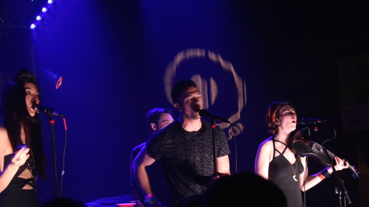 San Fermin at SXSW Music Festival 2015