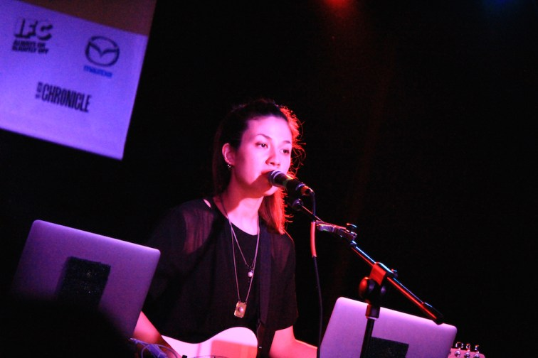 Emmy The Great Performs at SXSW Music Festival 2015