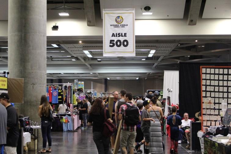 Wizard World Sacramento Comic Con 2015