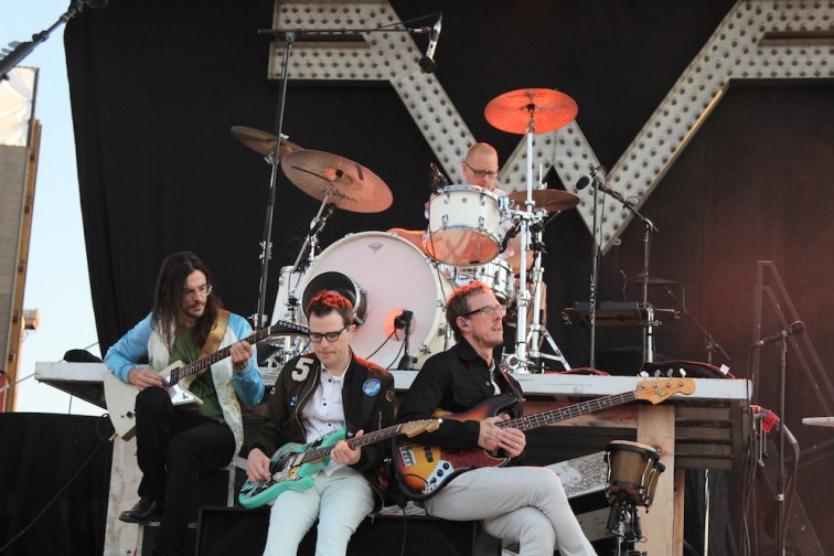 Weezer at City of Trees 2016