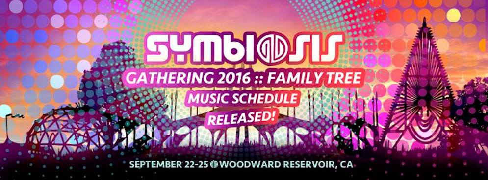 Symbiosis Gathering 2016 Top Poster