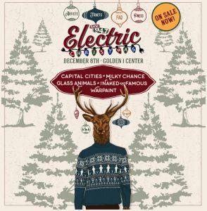 Radio 94.7's Electric Christmas 2016 Lineup