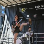 Diet Cig at SXSW Music Festival 2017 (photo: Tan The Man)