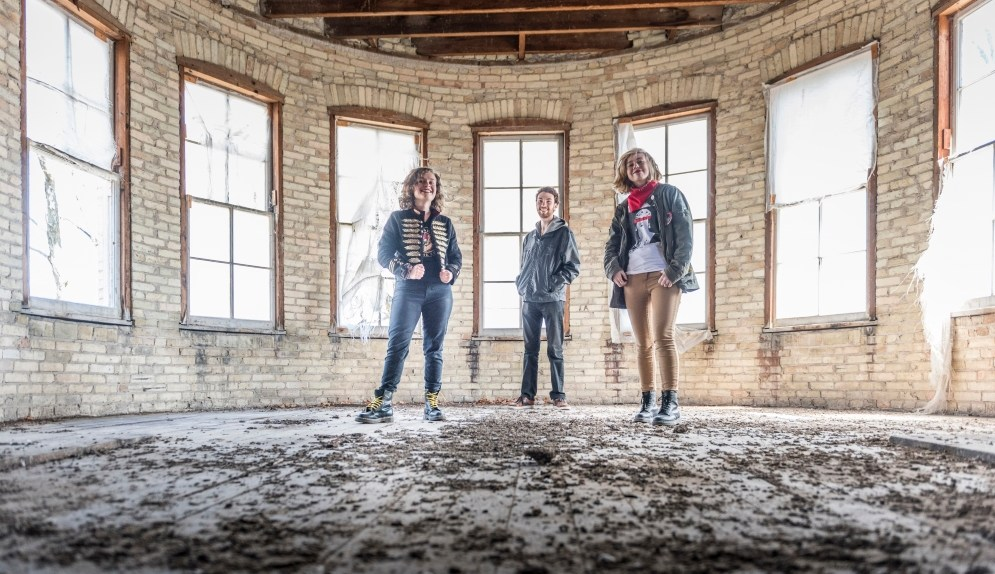The Accidentals (Photo via Tony Demin)