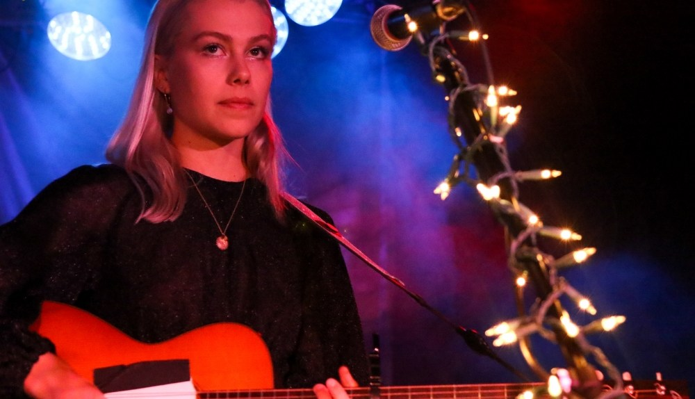 Phoebe Bridgers at Harlow's 2018 (Photo: Tan The Man)