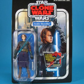 TVC Anakin Skywalker, The Clone Wars
