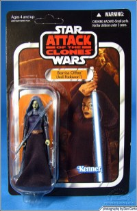 TVC Barriss Offee - Attack of the Clones