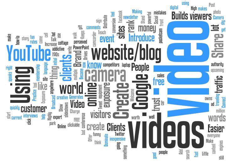 Tres formas sencillas de crear vídeos en nuestras empresas