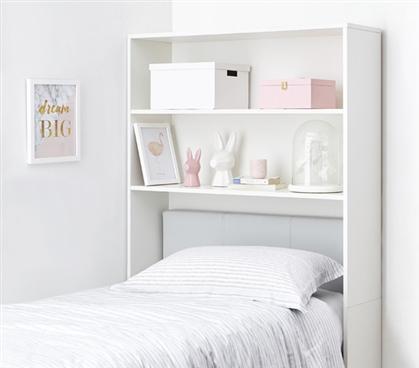 Decorative Dorm Bed Shelf