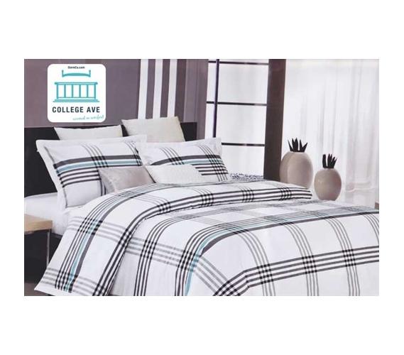 Twin Xl Comforter Set College Ave Dorm Bedding 100 Cotton