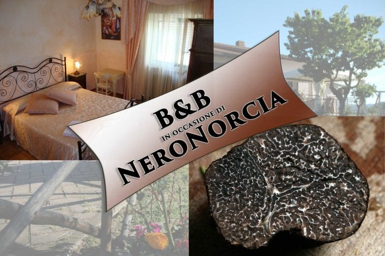 agriturismo b&b NeroNorcia