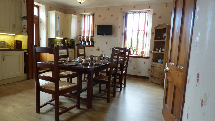 Bank House Bed Breakfast Old Self Catering Dornoch