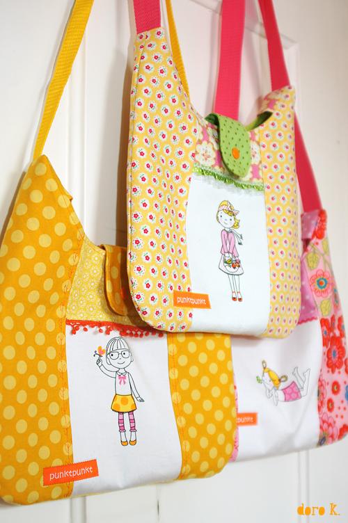 punktpunkt Kindertaschen
