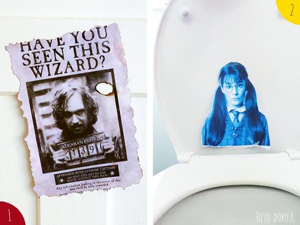 Tolle Ideen Für Eure Harry Potter Party Freebie Doro Kaiser