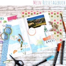 Meine Ideen für Dein DIY Reisetagebuch