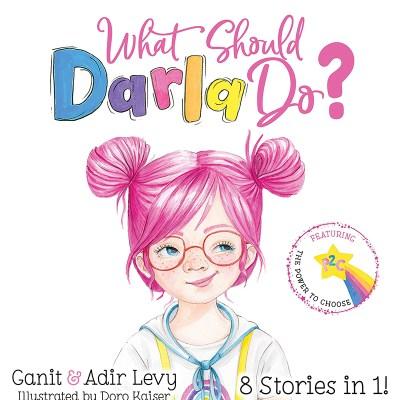 Titelbild Illustration Kinderbuch Darla