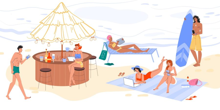 How to take the real holiday from your freelance business
