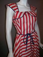 WWII era pin up dress