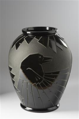 art deco style vase art and antiques