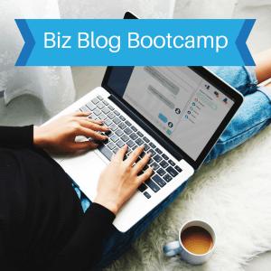 Biz Blog Bootcamp