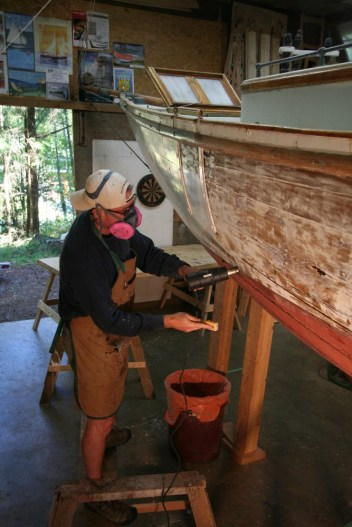 Tony Grove in action-Dorothy portside-dorothysails.com