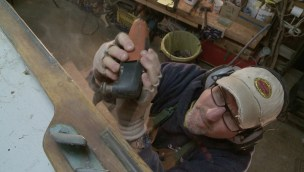 Using Feintool on port bow rubrail