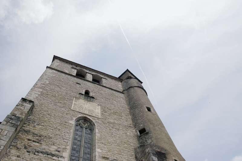 Saint-Cirq-Lapopie-lot-beaux-village-kerk