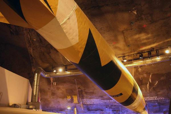 la-coupole-bunker-v2-raket-lanceerinstallatie-koepel-Helfaut-frankrijk-raket